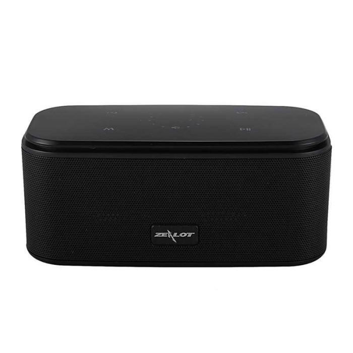 Foto Produk Murah - Speaker Portable Bluetooth Subwoofer Zealot - Lapakstore dari Lapakstore[dot]net