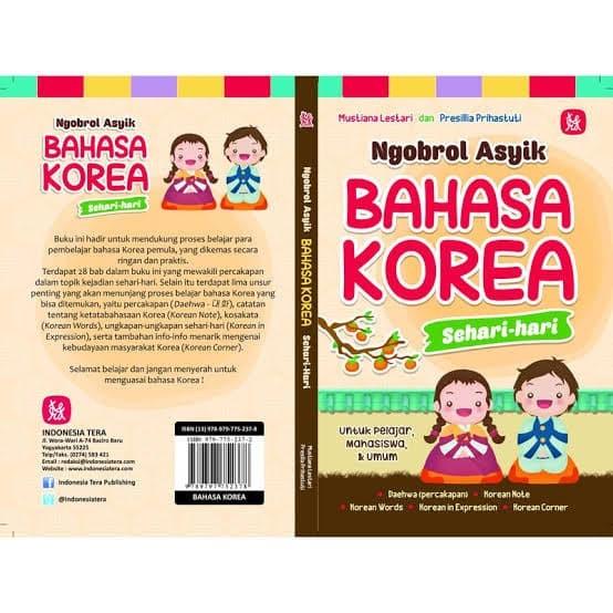 Jual Ngobrol Asyik Bahasa Korea Sehari Hari Jakarta Selatan Raybookstore Tokopedia