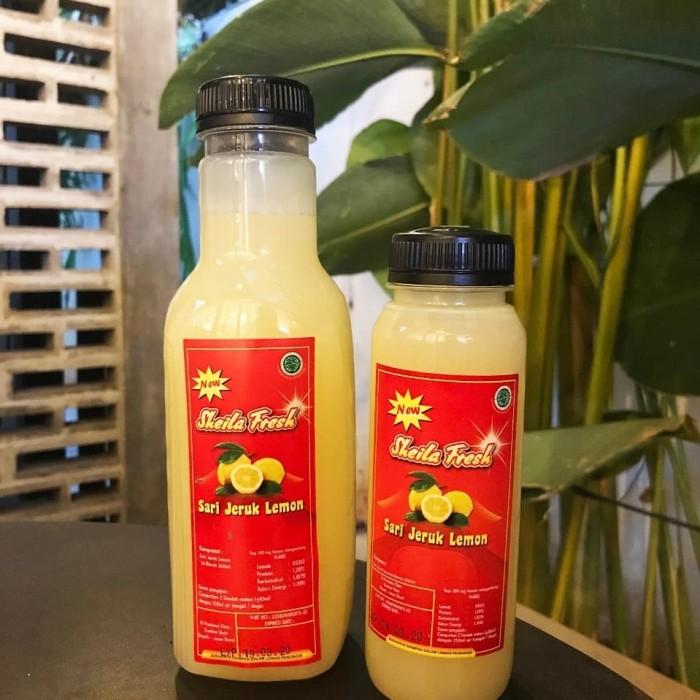 Foto Produk SARI LEMON SHEILA FRESH 250ml (herbal) + Juice Minuman untuk diet dari ratujuice