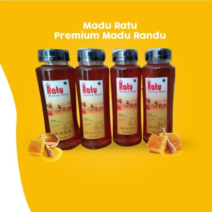 Foto Produk RATU PREMIUM MADU RANDU + Ratu Madu + Manfaat Madu untuk Kecantikan dari ratujuice