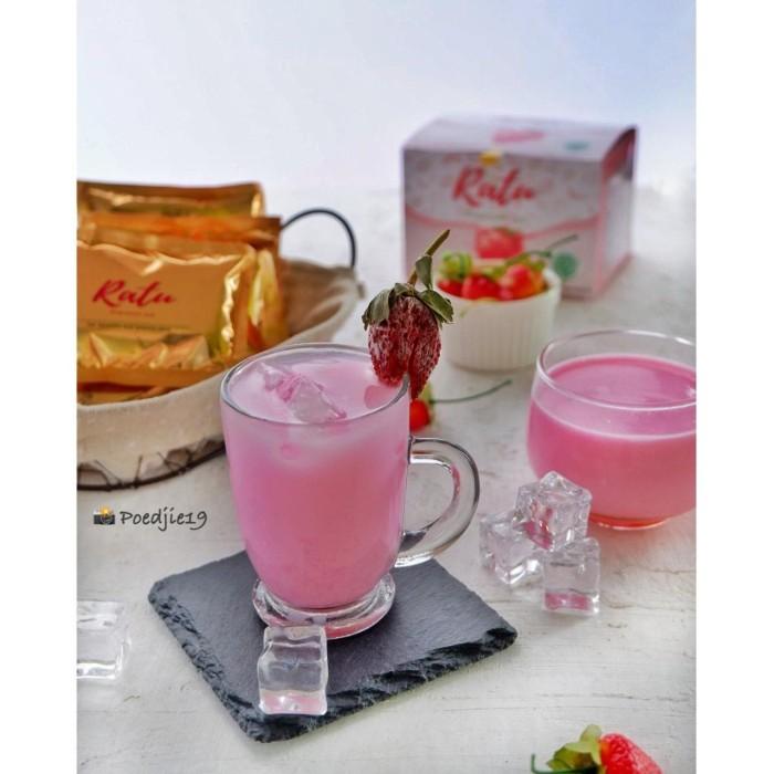 Foto Produk RATU Collagen Jus + Ratu Collagen Jus + Memutihkan Kulit dari ratujuice