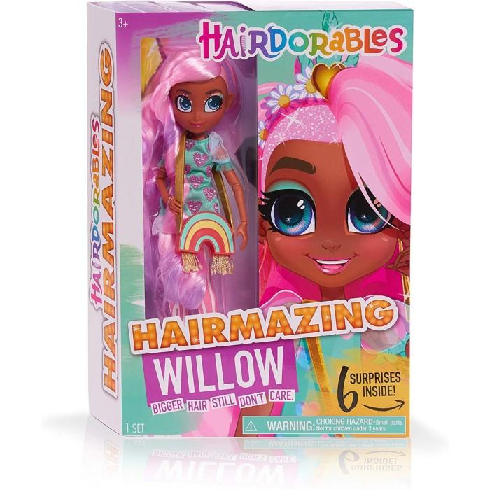 Foto Produk Hairdorables Hairmazing Fashion Doll - Willow dari Cookieegoodiee