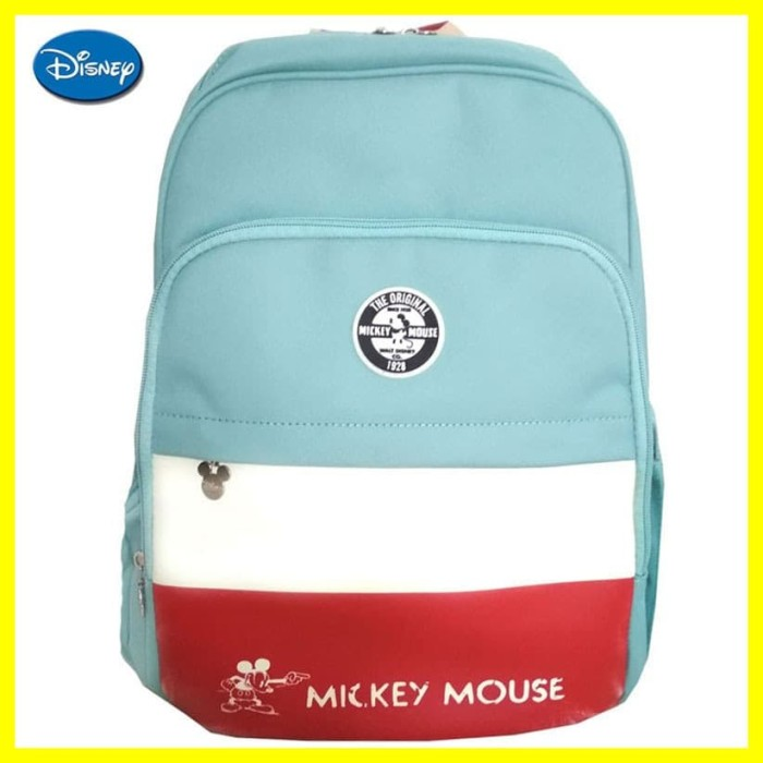 Foto Produk Tas Backpack Ransel Diaper Bag Bayi Baby Fashion Mickey Disney You Can dari Iyesh Online Store