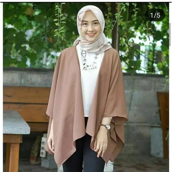 Foto Produk sala cardi - Hitam dari hijab murah Kalimantan