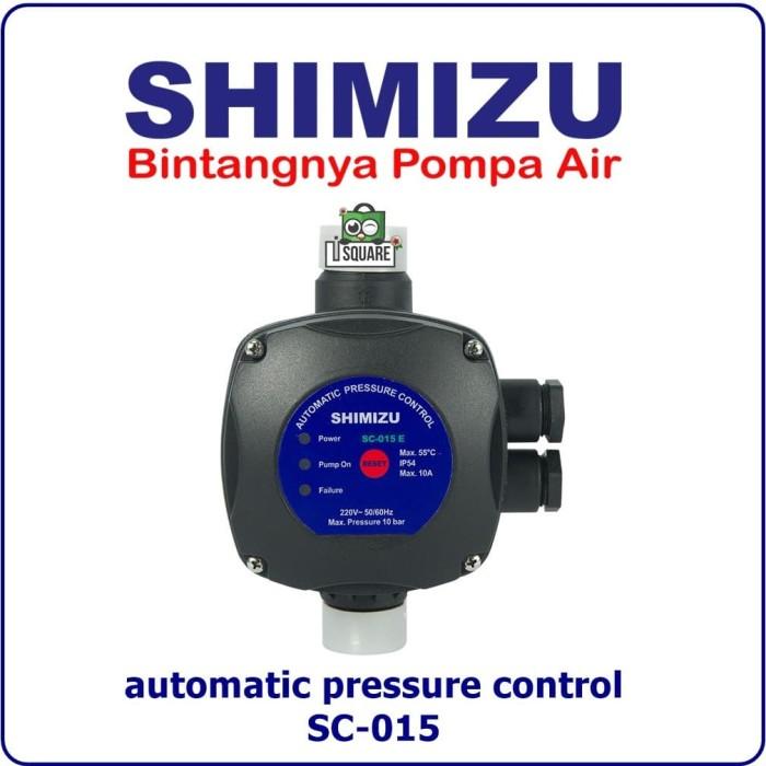 Menyetel Otomatis Pompa Air Dalam