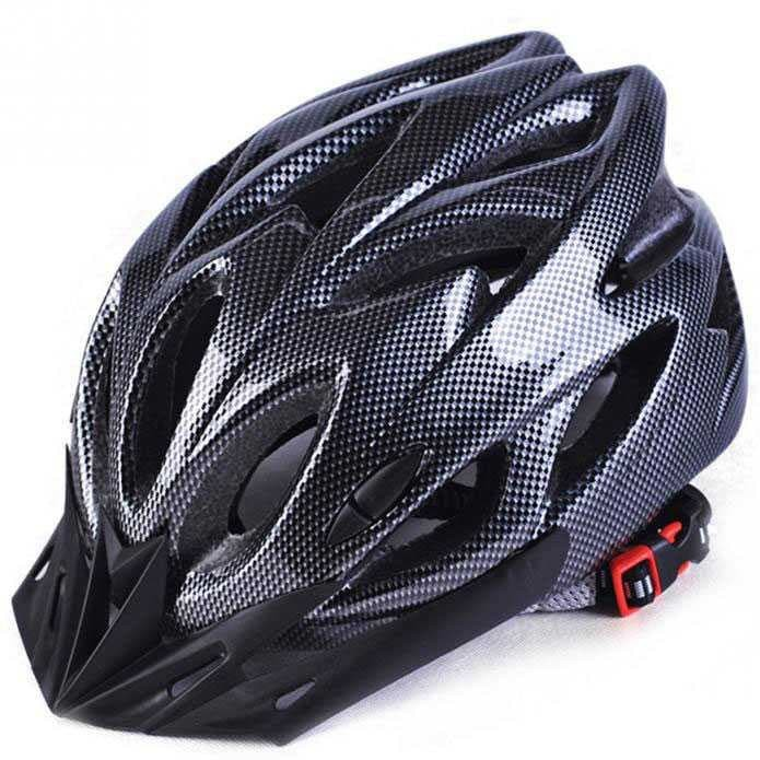 Foto Produk TaffSPORT Helm Sepeda Bicycle Road Bike Helmet EPS Foam PVC WX022 dari ide iby com