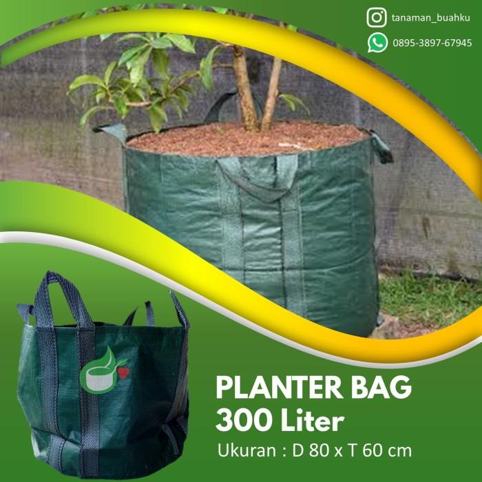 Foto Produk Planter Bag 300 Liter Original Easy Grow Polybag Tambulampot Pot dari Tanaman Buah