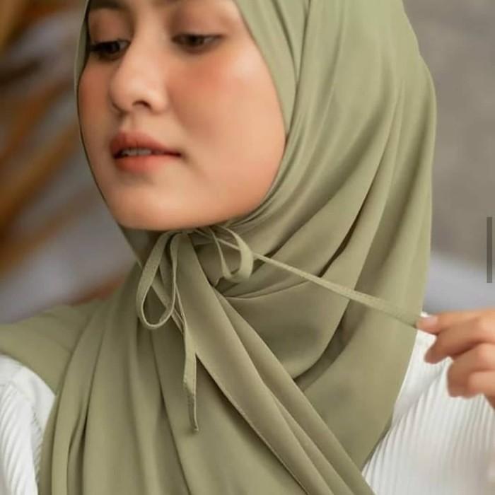 Jual Hijab Jilbab Pashmina Tali Ceruti Murah Kerudung Jilbab Syari Terbaru Kota Bandung Alamak Hijab Tokopedia