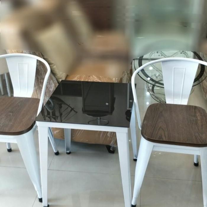 Jual Meja Teras 1 2 Kursi Teras Model Minimalis Sesuai Gambar Barang Asli Kota Medan Livinghomemdn Tokopedia