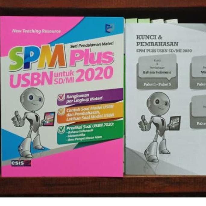 Jual Terbaru Spm Plus Usbn Sd 2020 Lengkap Dengan Kunci Jawaban Jakarta Barat Zizila Tokopedia