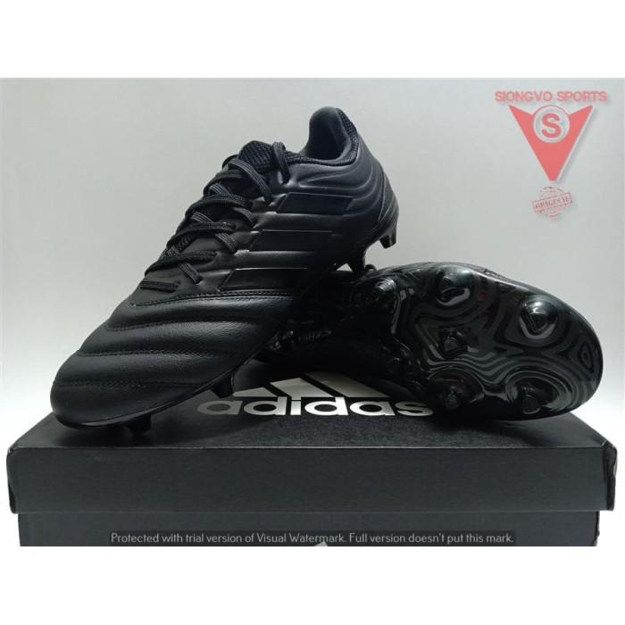 Jual Sepatu Bola Adidas Copa 20 3 Fg Original G28550 Black 2020