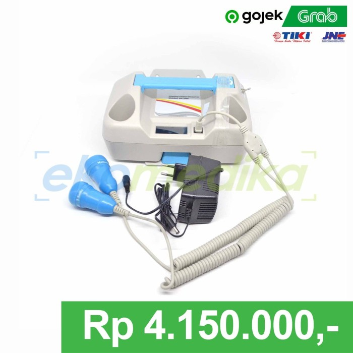 Jual Doppler Portable Dopler 2 Probe Sr 200 Serenity Doppler
