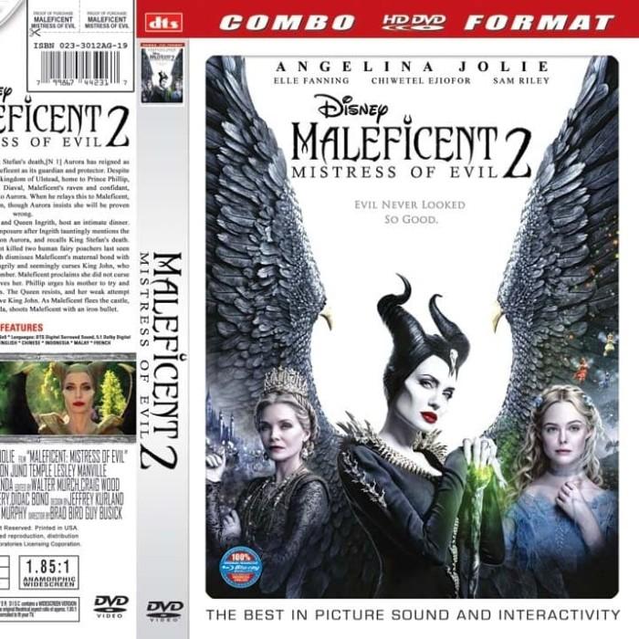 Foto Produk Kaset DVD Box Office - Film Maleficent 2 Mistress OF Evil dari FRIENDSTOREEE