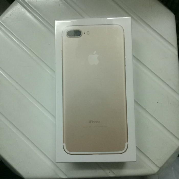Foto Produk iPhone 7 Plus 128Gb garansi resmi Ibox Indonesia - Gold dari Modern Gadget8888
