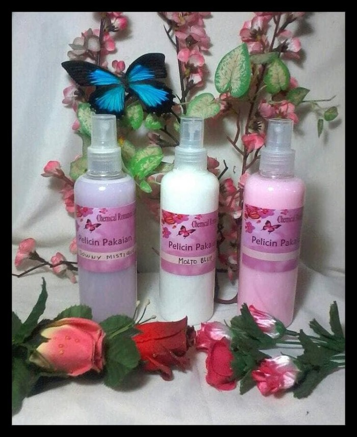 Foto Produk Pelicin/Pelembut/Pewangi/Parfum Setrika Laundry 250Ml dari puspita5