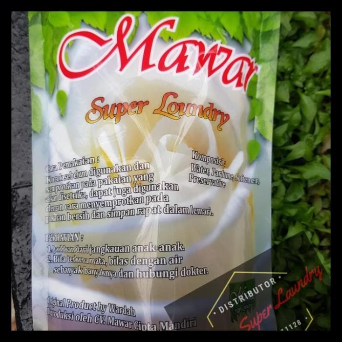 Foto Produk Mawar Super Laundry Original Pewangi Pelicin Pakaian Khusus Gojek dari puspita5