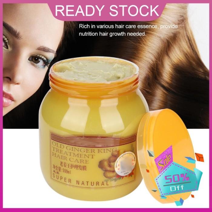Jual Diskon Mengy Ginger Hair Care Cream Conditioner Improve Hair Loss Kota Salatiga Juragan Sablon Tokopedia