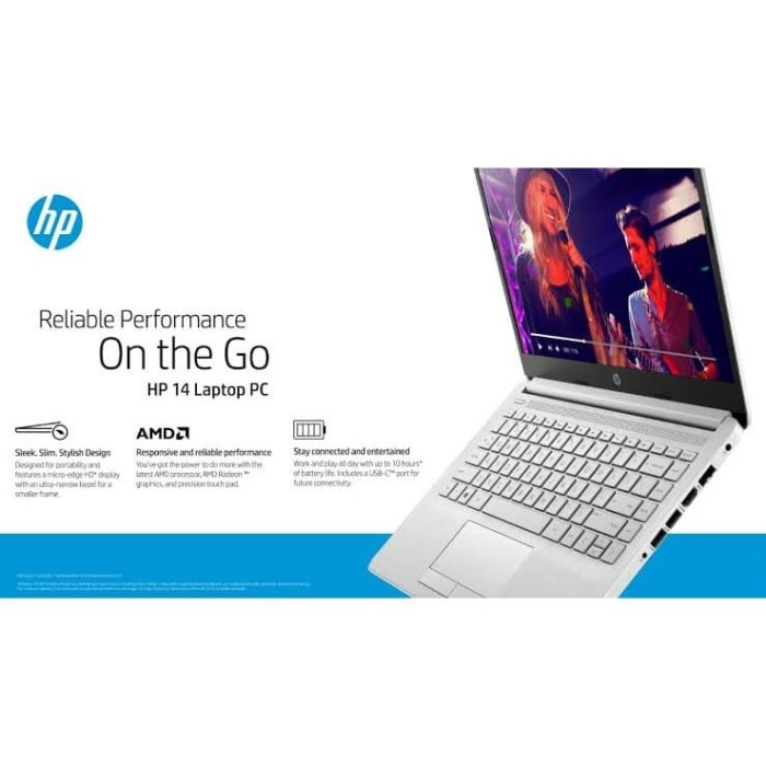 Jual Laptop Hp 14 Amd A9 Ram 8gb 1tb Hdd R5 Windows 10 Jakarta Utara Vegas Auto Tokopedia