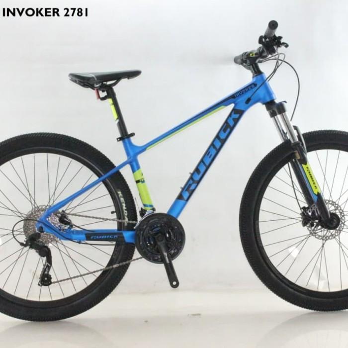 "Jual Sepeda gunung MTB 27,5"" Rubick Invoker 2781 Alloy"