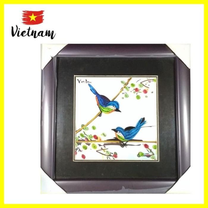 Foto Produk Souvenir Mancanegara Dekorasi Bingkai Foto Photo Frame Vietnam Burung dari Iyesh Online Store