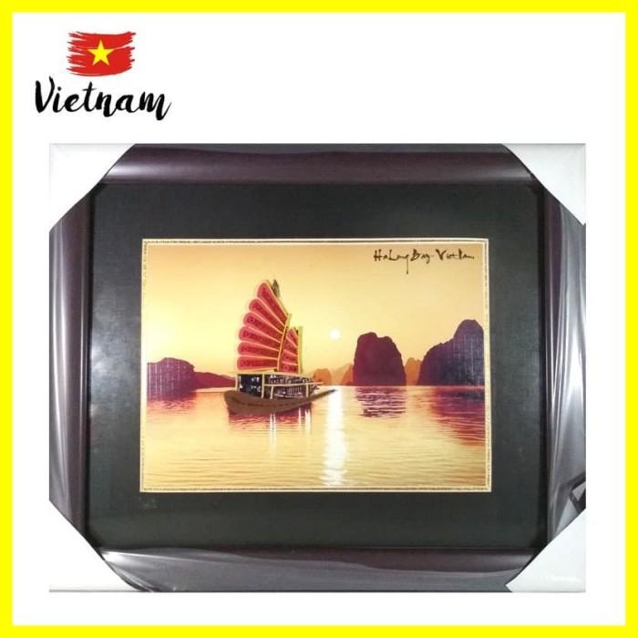 Foto Produk Souvenir Mancanegara Dekorasi Bingkai Foto Photo Frame HaLong5 Vietnam dari Iyesh Online Store