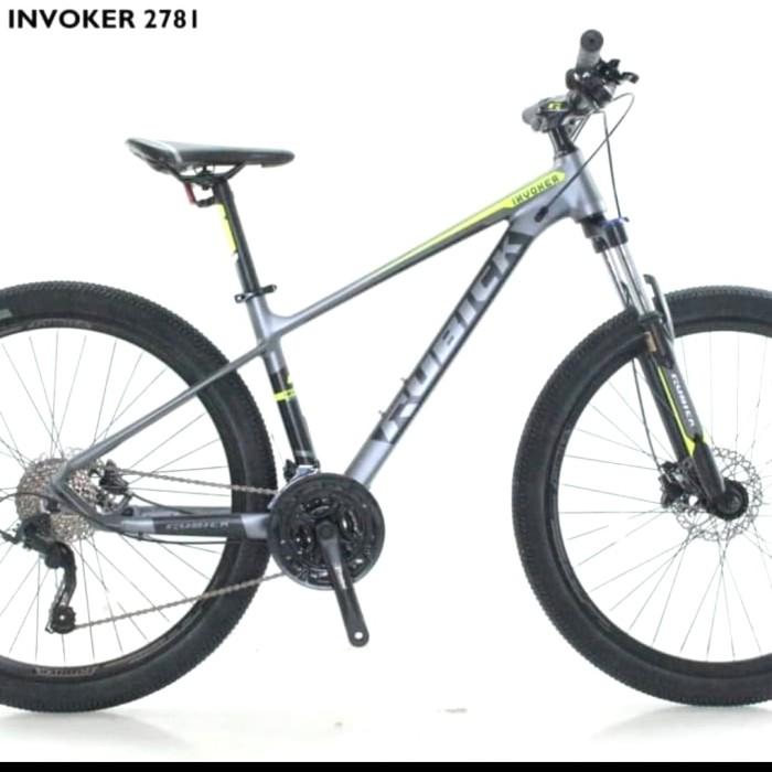 Jual Sepeda Gunung MTB 27.5 Rubick invoken 2781 Alloy