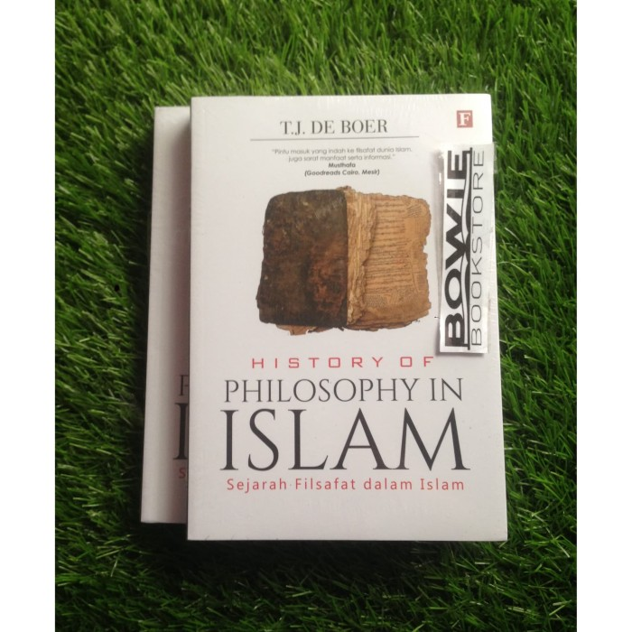 Foto Produk History of Philosophy in Islam dari Bowiebookstore