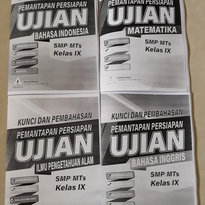 Jual Laris Kunci Jawaban Buku Akasia 2019 2020 Fotocopi Jakarta Barat Melindanarpati Tokopedia