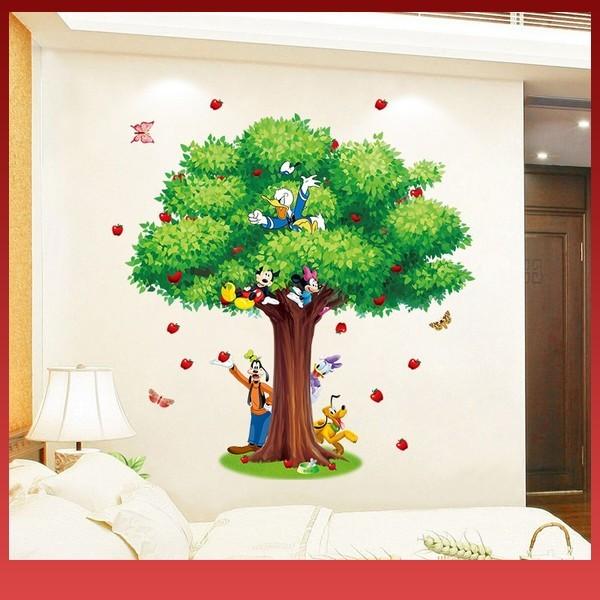 Jual Hy Kartun Hewan Pohon Besar Stiker Dinding Tk Besar Hiasan Jakarta Barat Hy Outlet33 Tokopedia