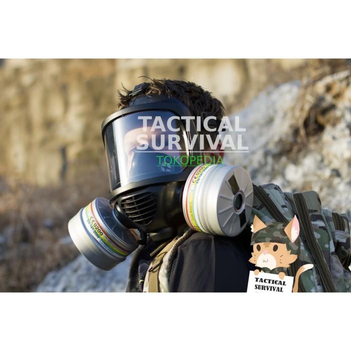 Foto Produk MIRA Safety CM-6M Tactical Gas Mask - Full Face Respirator CBRN Rated dari Tactical Survival