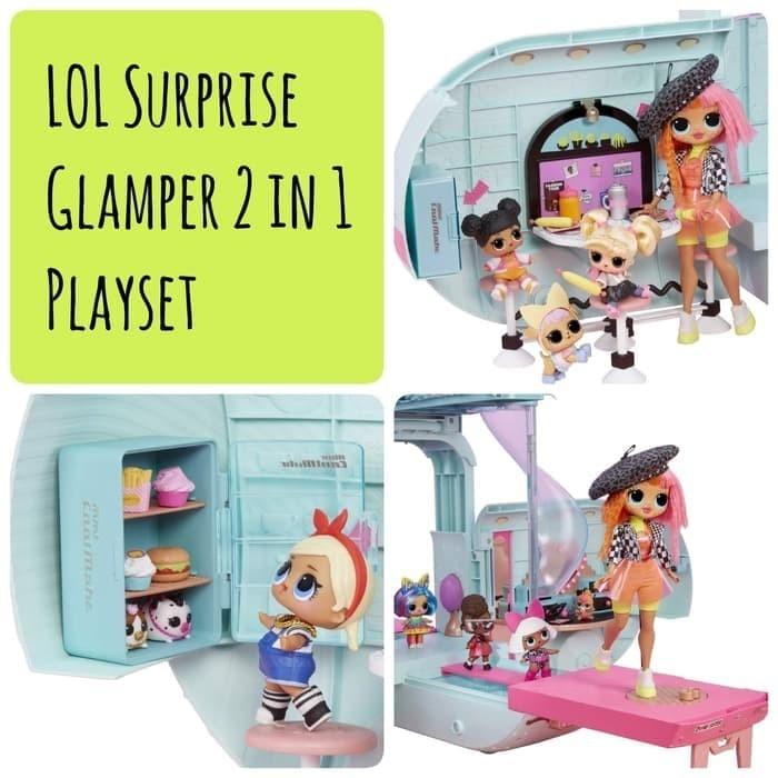 Foto Produk LOL 2 in 1 Glamper Playset dari Gigi House