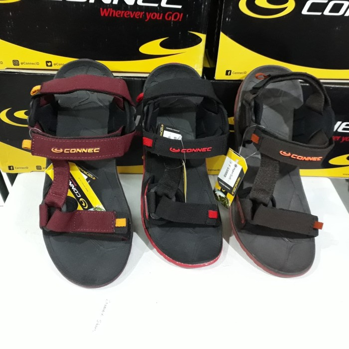Foto Produk sandal gunung CONNEC lantana-fg original dari Ezalea Shoes