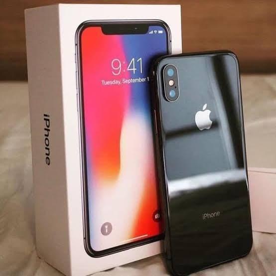 Foto Produk iphone X ten 256gb grey black ex inter dari caraka industries