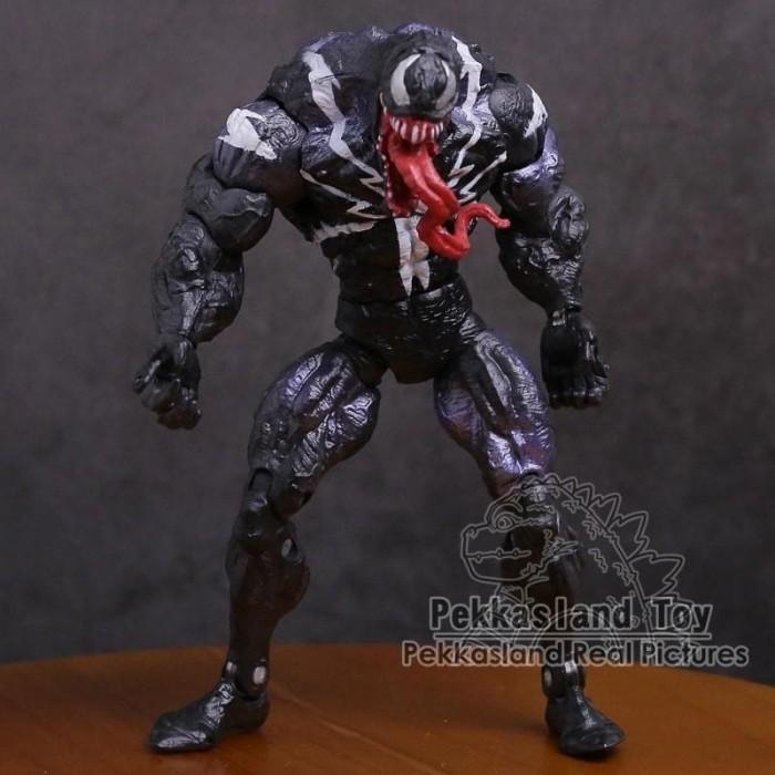 Jual Action Figure Marvel Venom Action Figure M3 Kab Tangerang Lima Official Tokopedia