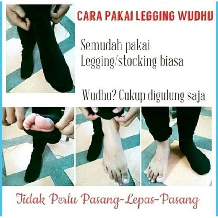 Jual Paling Laris Celana Legging Panjang Wudhu Bagus Jakarta Timur Destria Luxia Tokopedia