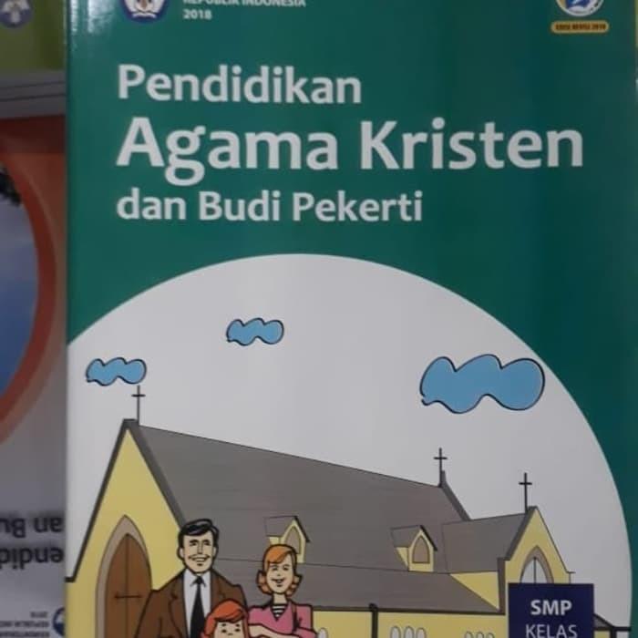 Jual Buku Smp Pendidikan Agama Kristen Dan Budi Pekerti Kelas Ix Jakarta Barat Daniswaranainggolan Tokopedia