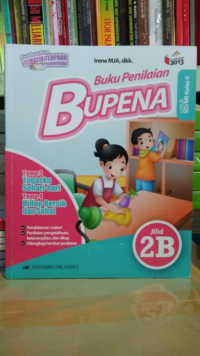 Jual Laris Bupena Buku Penilaian Jilid 2b Untuk Sd Mi Kelas Ii K13n Jakarta Barat Patriciazulaika34 Tokopedia