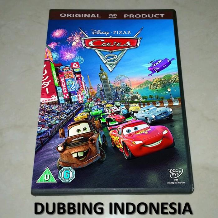 Jual Dvd Cars 2 2011 Dub Indo Kab Banyuwangi Play Dvd Tokopedia