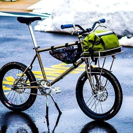 Jual Sepeda Fullbike Minivelo Kab Kediri Arwah Bike Tokopedia