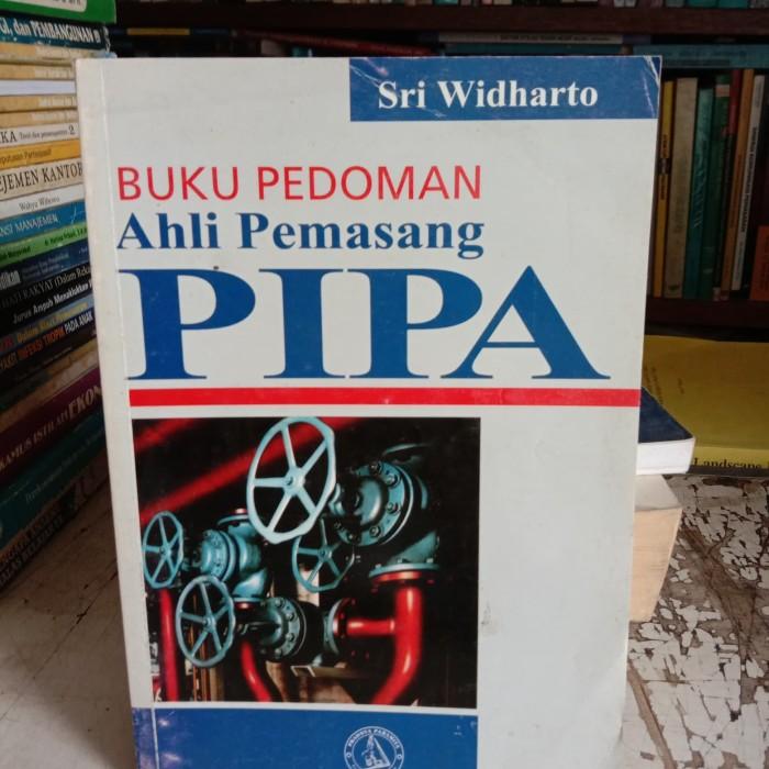 Foto Produk buku pedoman ahli pemadsngan pipa/ori dari tokbukid