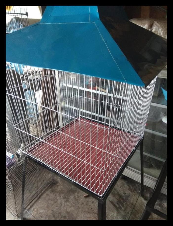 Jual Kandang Burung Beo Ukuran Besar Warna Biru Kota Semarang Bintang N Tokopedia