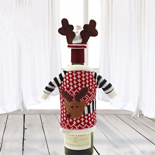 Jual Stok Terbatas Sarung Pelindung Botol Minuman Wine Dengan