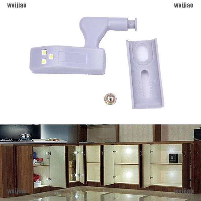 Led Light Lamp Closet Door Hinge