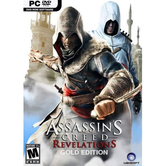 Jual Assassins Creed Revelations Gold Edition For Pc Or Laptop