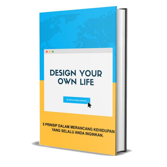 Foto Produk Design Your Own Life dari Cyberdee Shop