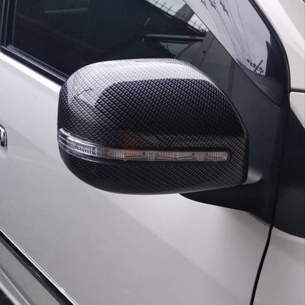 Foto Produk cover spion all new avanza th 12-14 atau agya carbon lp dari platinumaccesories