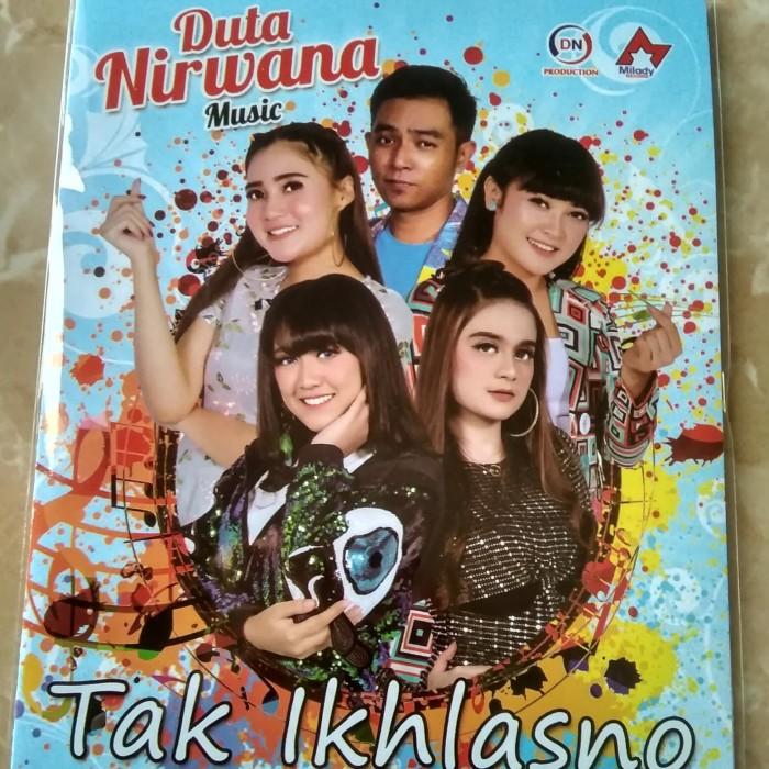 Jual Kaset Vcd Original Duta Nirwana Tak Ikhlasno Kota Surabaya