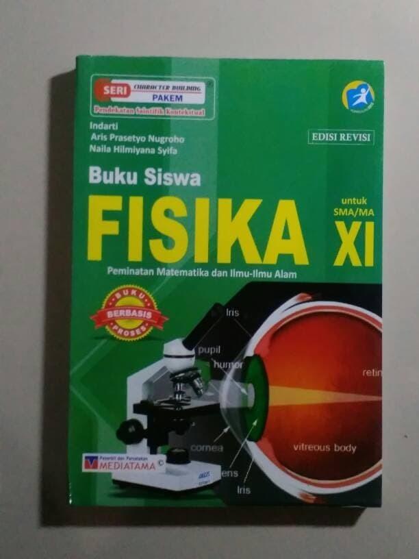 Jual Buku Sma Kelas 2 Buku Fisika Kelas Xi K13 Revisi Jakarta Barat Dodowibisono Tokopedia