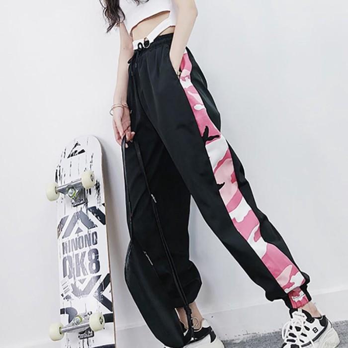 Jual Terbaru Felikinlife Celana Panjang Legging Wanita Model Harajuku Jakarta Barat Beautiful Hut Tokopedia