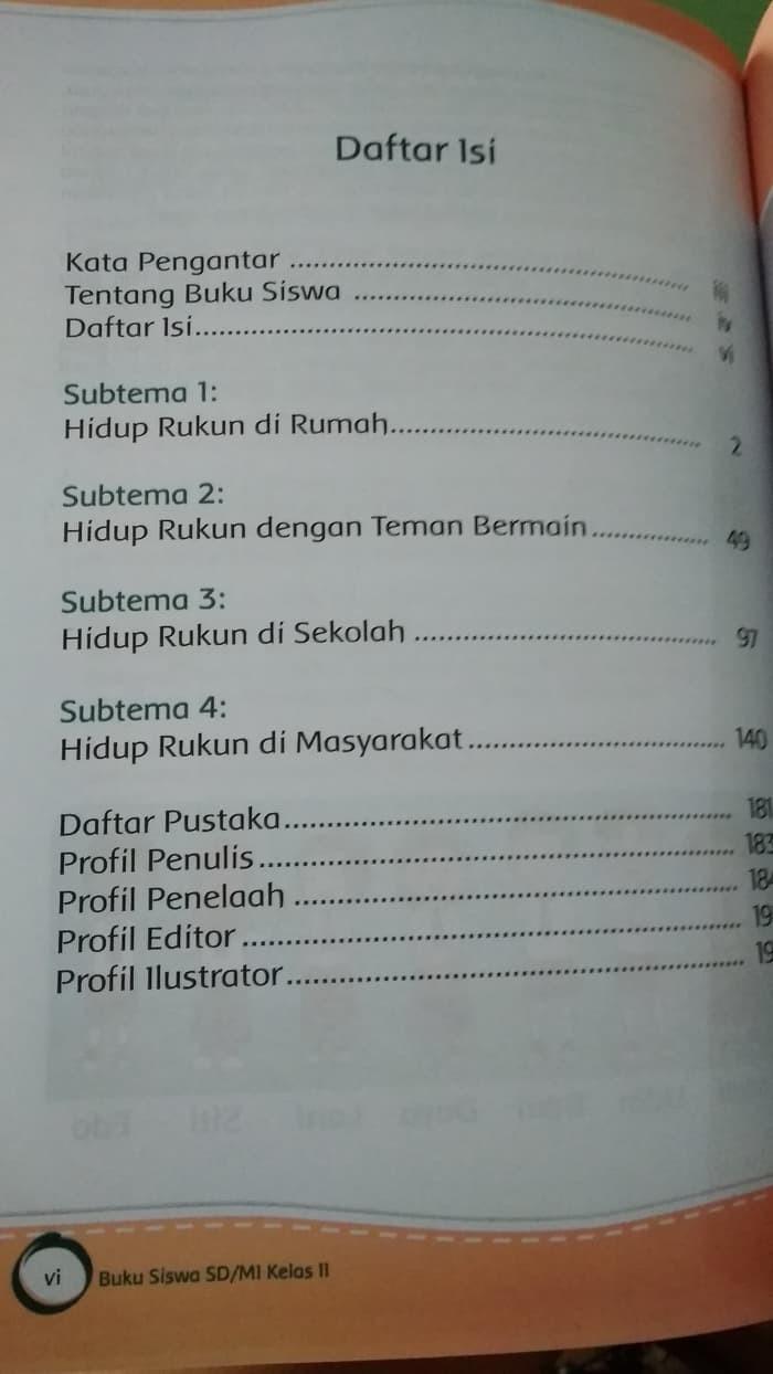 Jual Buku Tematik Terpadu Tema 1 Hidup Rukun Sd Kelas 2 Jakarta Barat Zulfaprasetya Tokopedia